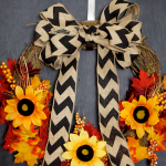 The Perfect Fall Wreath Tutorial