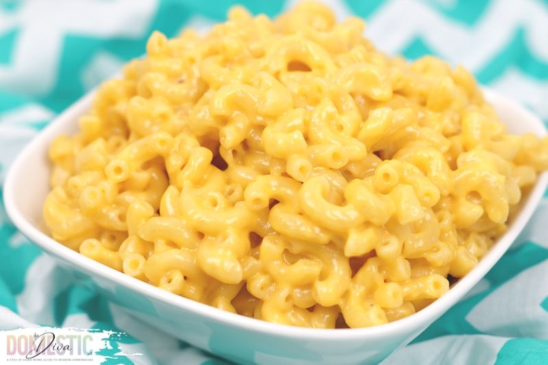 Southern Macaroni and Cheese Stovetop Recipe