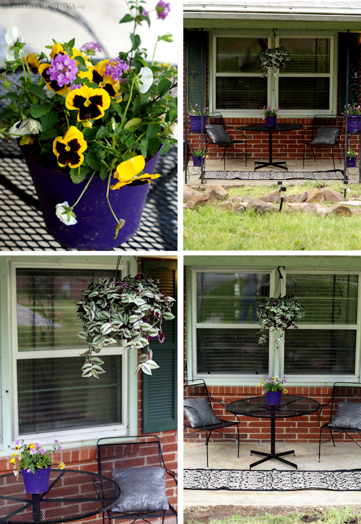 Where America's List Gets Done: Front Porch Spring Refresh with Walmart