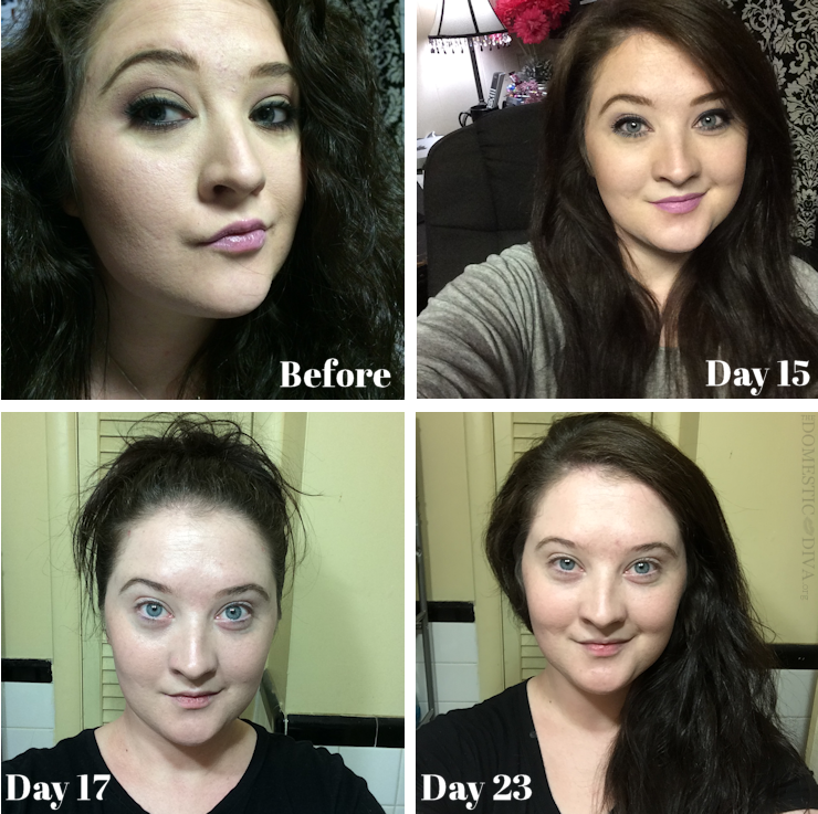 Burt's Bees 28 Day Face Cleanse Challenge