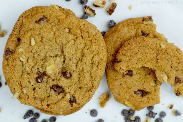 Southern Walnut Chocolate Chip Cookie Recipe