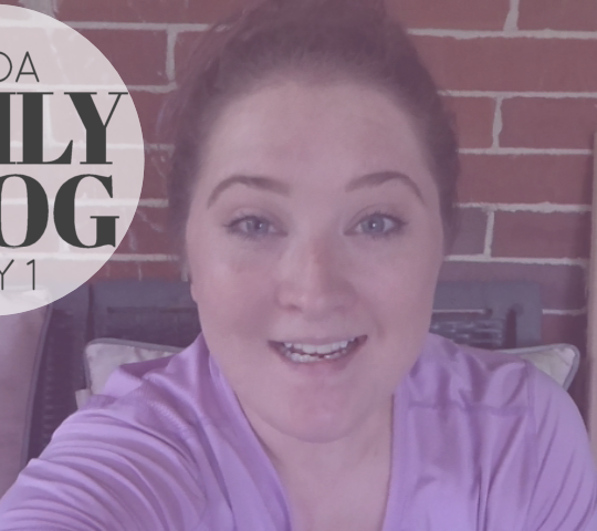 Daily Vlogging - VEDA 2016