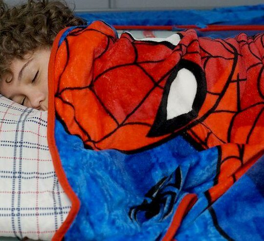No More Messy Bed with Jay Franco & Sons Spider-Man Zippysack