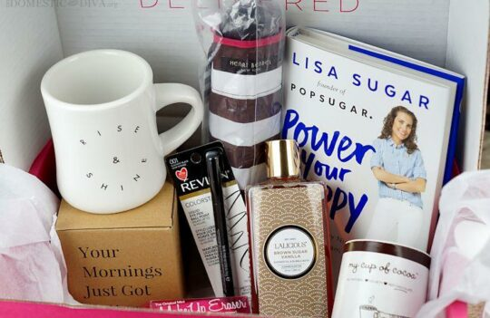 What's in the Box? PopSugar Must Have Subscription Box (October Unboxing)
