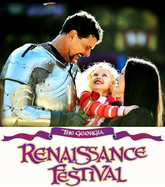 Promo Code to Save on Admission – Georgia Renaissance Festival Ticket Discounts 2017