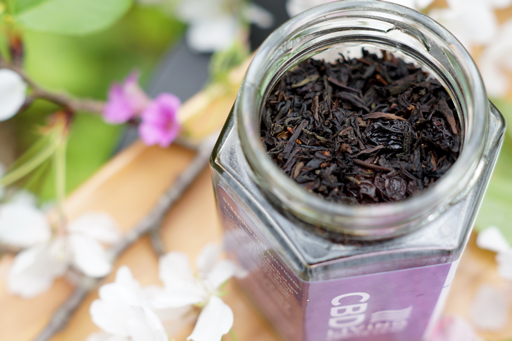 CBD Living Loose Leaf Black Tea