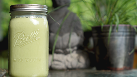 Grab and Go Matcha Latte Recipe