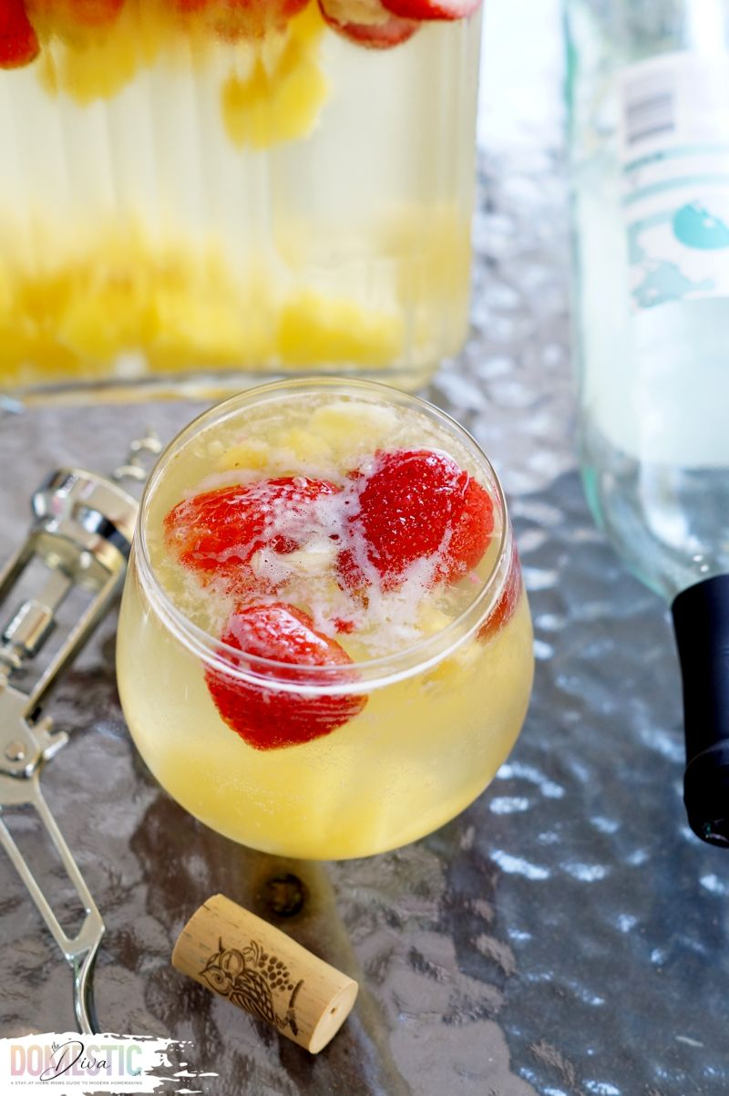 Not Your Mamas Sangria Recipe