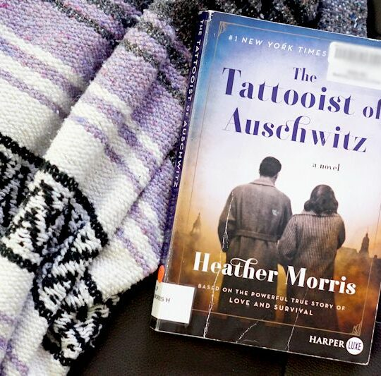 Domestic Book Club: The Tattooist of Auschwitz by Heather Morris