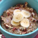 Banana Nut Bread Oatmeal
